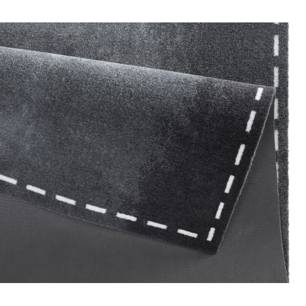 Sivý kuchynský behúň Zala Living Open Kitchen, 50×150cm