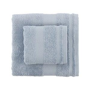 Sada 2 modrých uterákov Clio