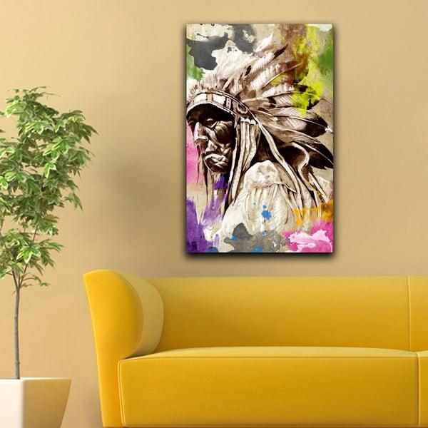 Obraz Duch Indiánov, 45 x 70 cm