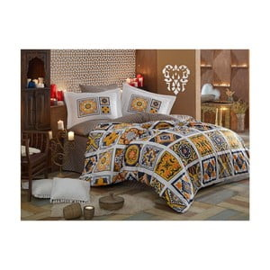 Obliečky s plachtou Mozaique, 200 x 220 cm