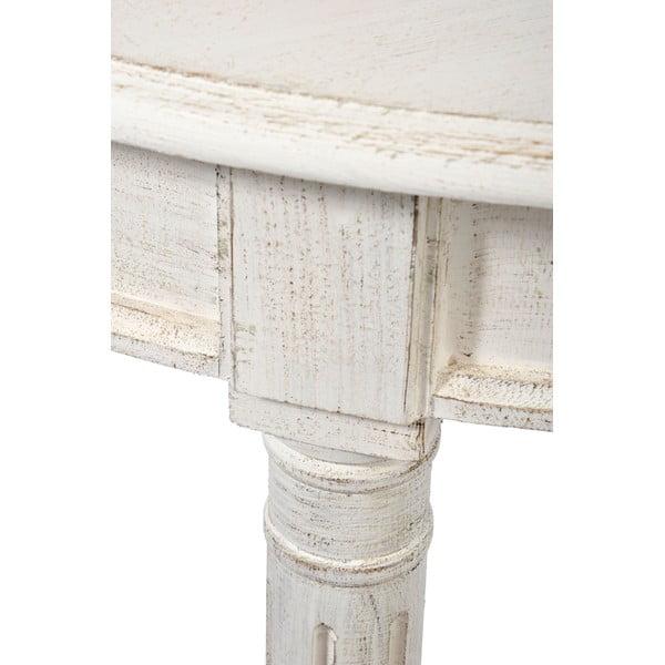 Jedálenský stôl Jolipa White, 100 cm