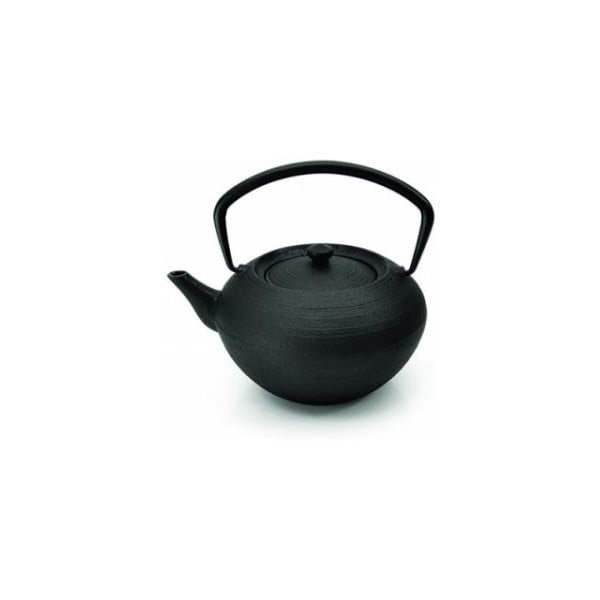 Kanvica Cast Iron Black, 1,3 l