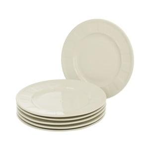 Sada 6 dezertných tanierov z porcelánu Duo Gift Casette, Ø 21,25 cm