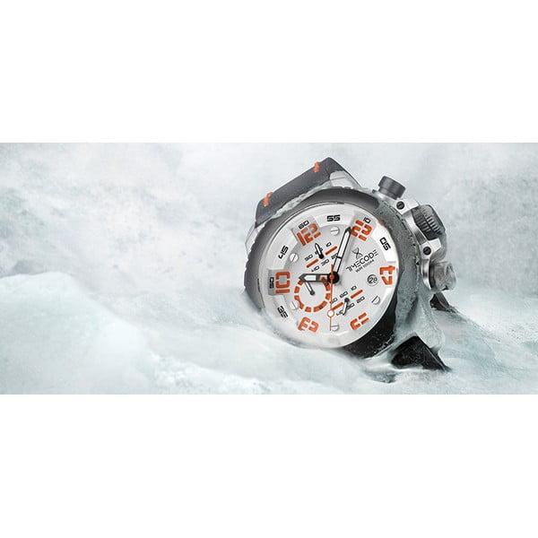 Pánske hodinky Everest 1953, Metallic/White