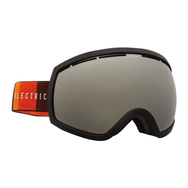 Pánske lyžiarske okuliare Electric EG2 Orange Black - Bronze Silver, veľ. L