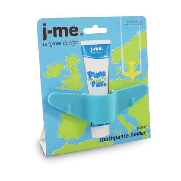 Modrý stojan na zubnú pastu J-Me Plane