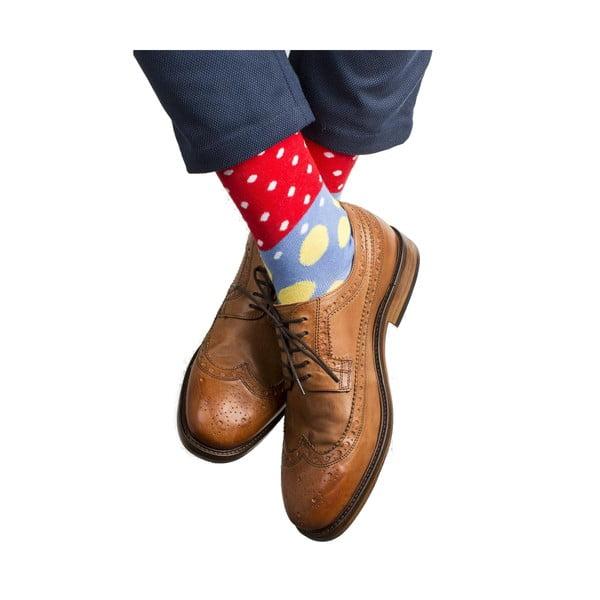 Tri páry ponožiek Funky Steps Florino, univerzálna veľkosť