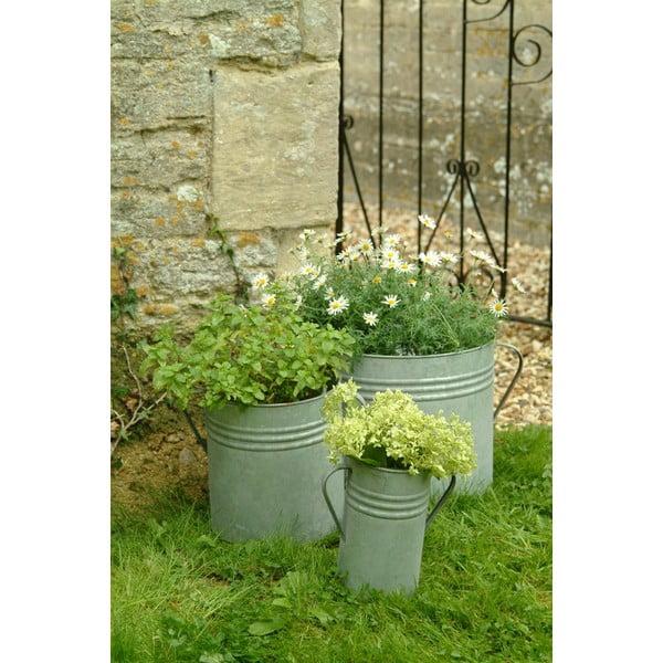 Sada 3 kvetináčov Planters