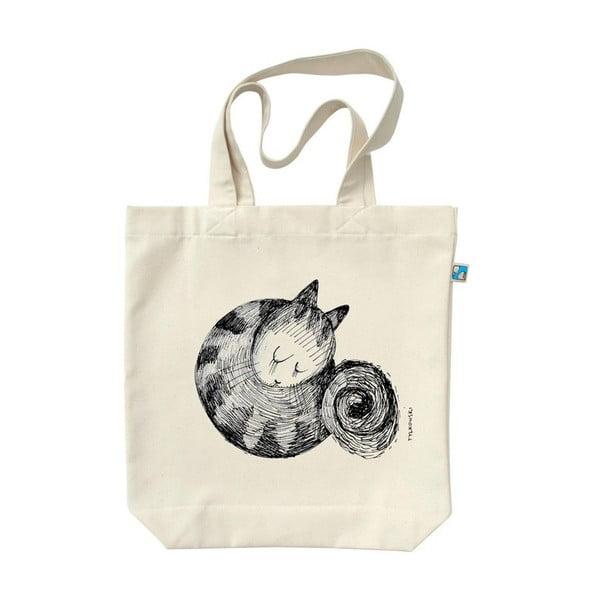 Plátenná taška Klbko