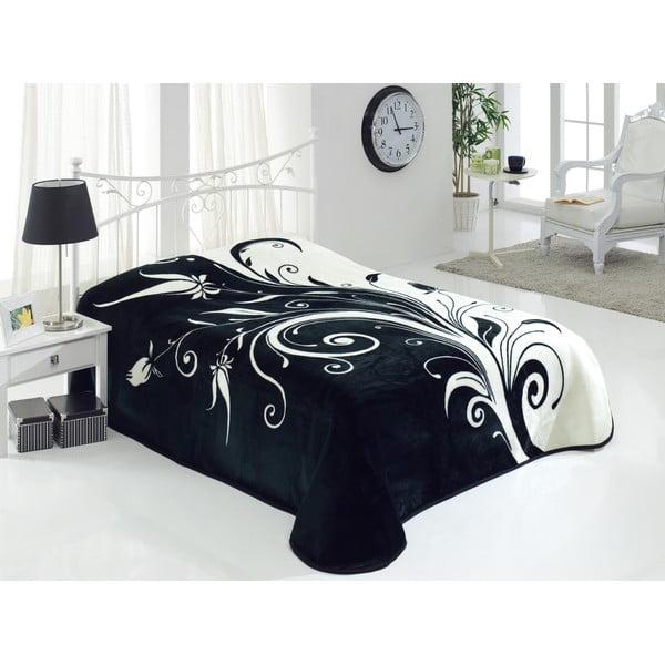 Deka Black Blanket, 200x240 cm