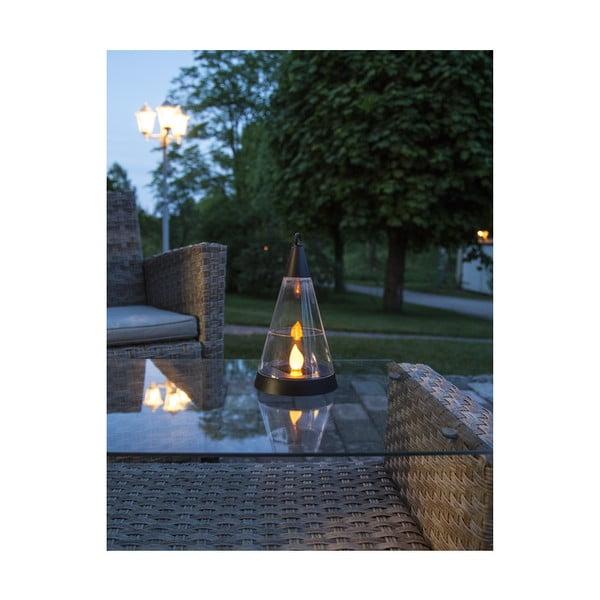 Vonkajšie solárne LED svietidlo Best Season Pisa