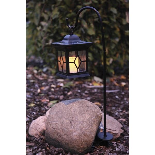 LED solárny lampáš Best Season Light