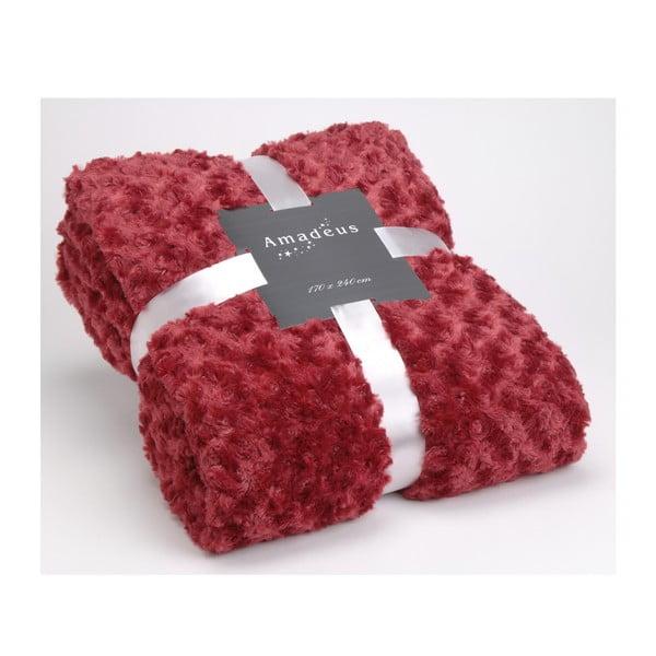 Deka Raspberry Blanket, 170x240 cm