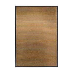 Koňakovohnedý obojstranný koberec Narma Nehatu Gold, 200 x 300 cm