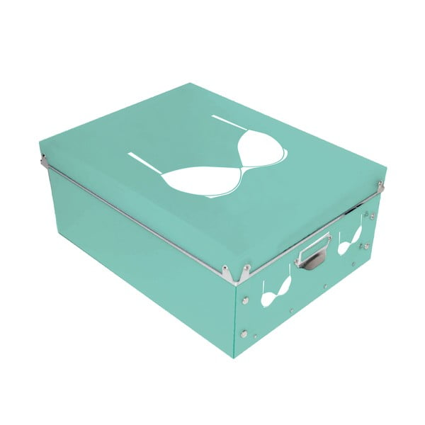 Krabica na podprsenky Turquoise Box