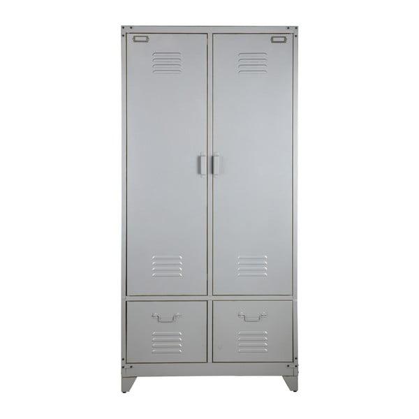 Sivá konštrukcia skrine vtwonen Vt-Wonen