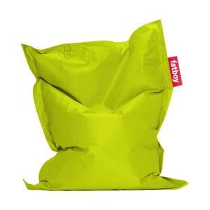 Limetkový sedací vak Fatboy Junior
