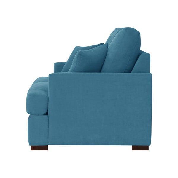 Modrá dvojmiestna pohovka Jalouse Maison Irina