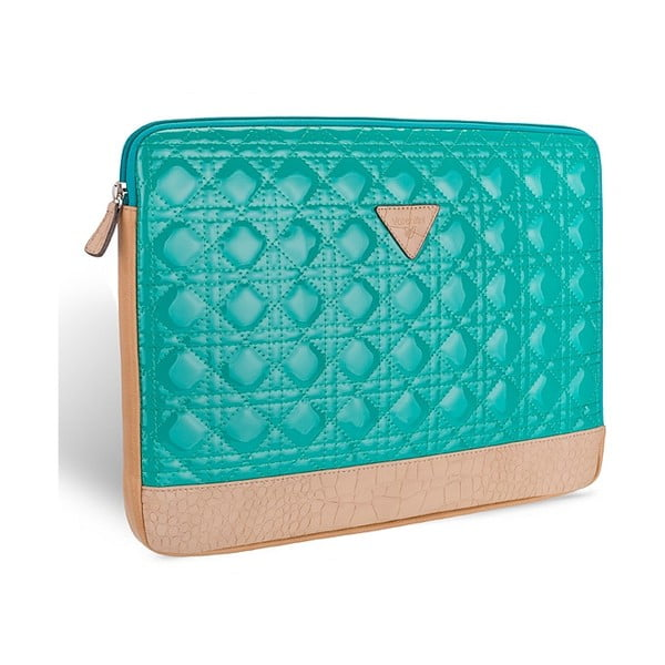 Obal na notebook Valentini Turquoise L