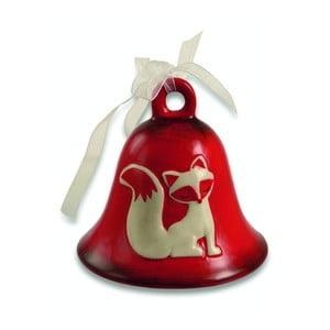 Set 12 vianočných zvončekov White Fox