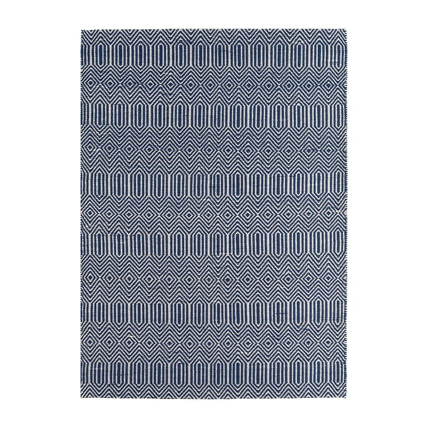 Koberec Sloan Blue, 100x150 cm