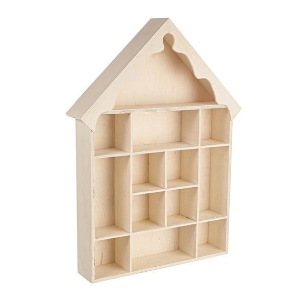Polička Bizzotto House Polly, 50 cm