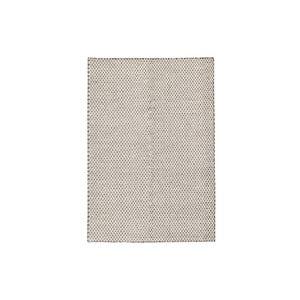 Ručne tkaný koberec Brown Cross Kilim, 160x230 cm
