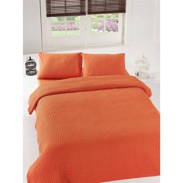 Prikrývka na posteľ Pique 608, 200x235 cm