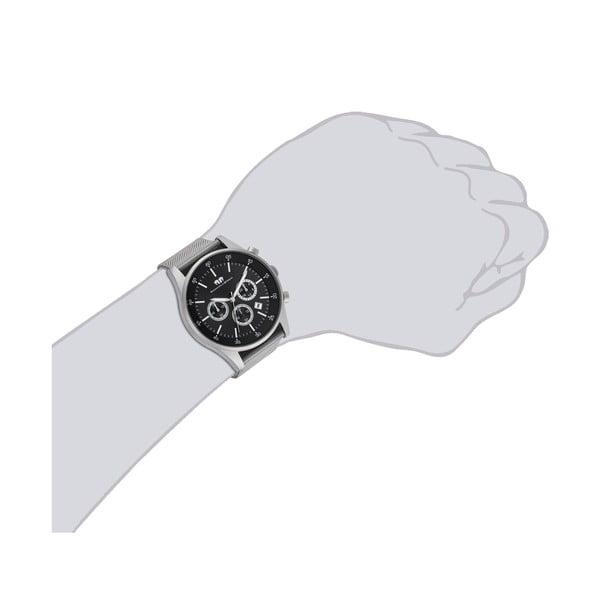 Pánske hodinky Rhodenwald&Söhne Goodwill Black/Steel