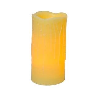Vosková LED sviečka Real Candle, 30 cm