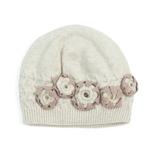 Krémová čapica Molly