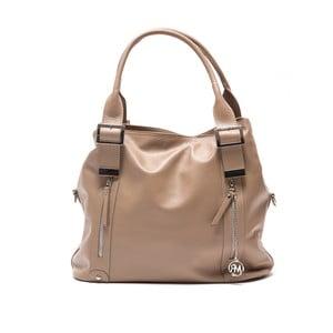 Kožená kabelka Marina 2129 Fango