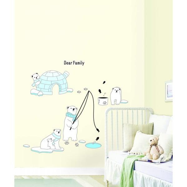Samolepka Fanastick Polar Bear