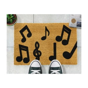 Rohožka Artsy Doormats Music Notes, 40 × 60 cm