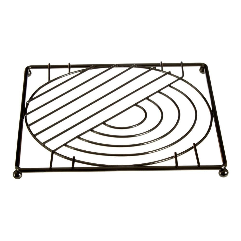 Železný podstavec pod hrnce Premier Housewares Vertex, 20 × 20 cm