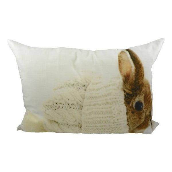 Vankúš Rabbit Hat 50x35 cm