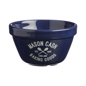 Kameninová miska na puding Varsity Blue, 14 cm