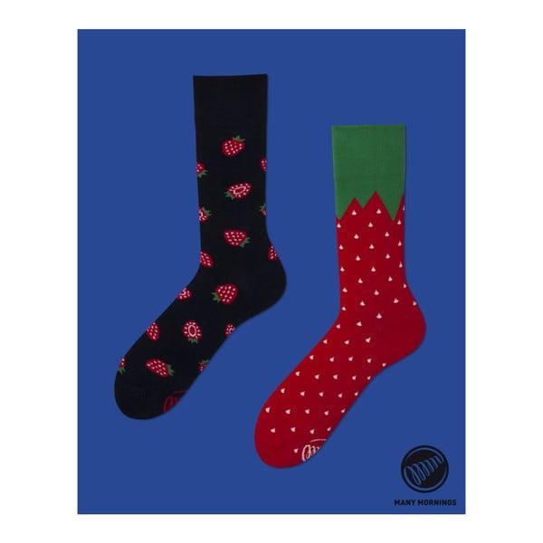 Ponožky Many Mornings Strawberries, veľ.39/42