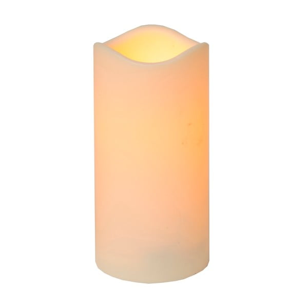 LED sviečka Best Season Made, výška15cm