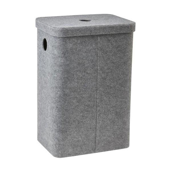 Kôš na prádlo Imago Grey, 40x60 cm