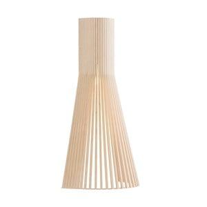 Nástenné svietidlo Secto 4230 Birch, 60 cm