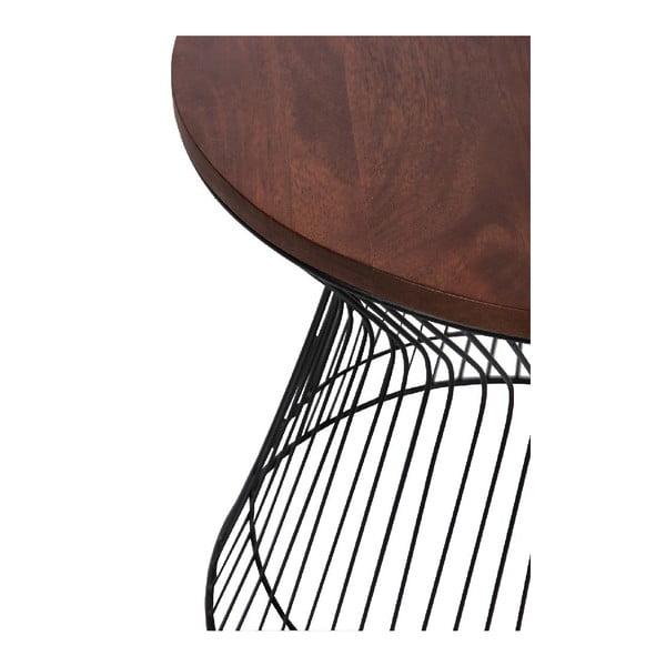 Odkladací stolík Hourglass