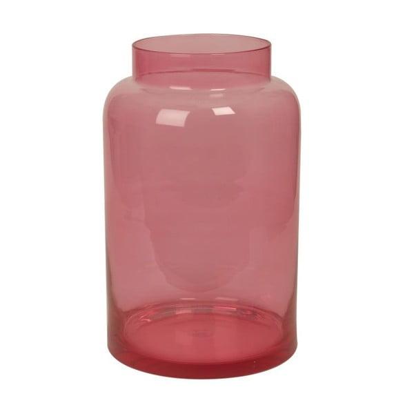 Váza Present Time Pure Pink, 18x30 cm