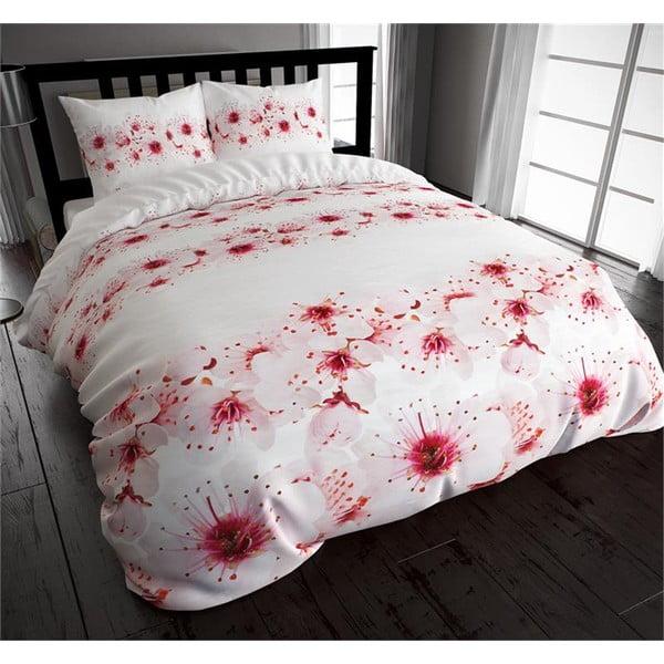 Flanelové obliečky Pinky Winter, 240x200 cm