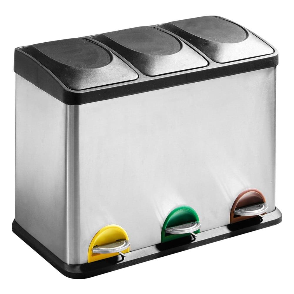 Odpadkový kôš na triedený odpad Premier Housewares, 45 l