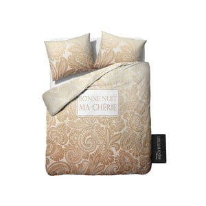 Béžové obliečky Dreamhouse Ma Cherie 200x200cm