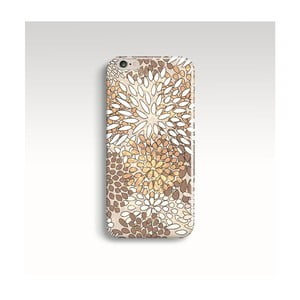 Obal na telefón Gold Blossom pre iPhone 6/6S