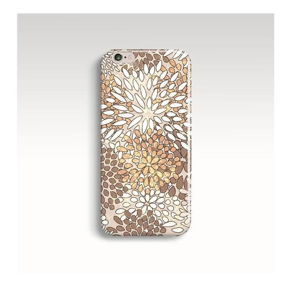Obal na telefón Gold Blossom pre iPhone 6+/6S+