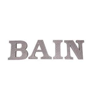 Závesné písmená Antic Line BAIN