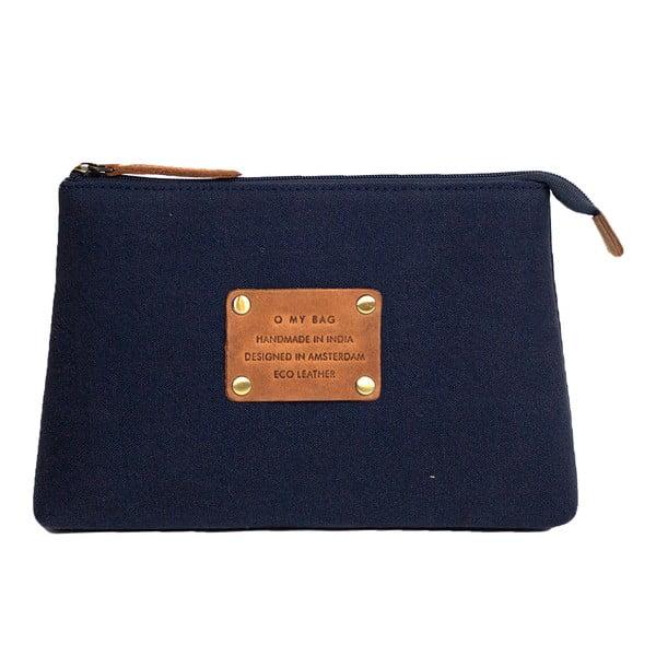 Toaletná taštička O My Bag Trippy, modrá